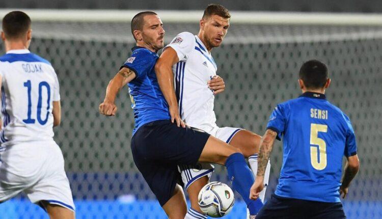 Nations League: Κράτησε στο (1-1) την Ιταλία η Βοσνία του Μπάγεβιτς