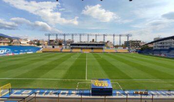 Παναιτωλικός-ΑΕΚ: Σε καλή κατάσταση ο αγωνιστικός χώρος στο Αγρίνιο