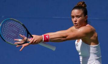 US Open: Απέκλεισε την Σάκκαρη η Σερίνα Γουίλιαμς
