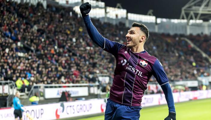 Europa League: Δύο γκολ ο Παυλίδης στην πρόκριση της Αλκμααρ