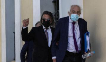 Ψινάκης: Αφέθηκε ελεύθερος με εγγύηση 20.000 ευρώ μετά την απολογία του για την πυρκαγιά στο Μάτι