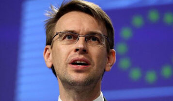 Εκπρόσωπος Κομισιόν: «Η αλληλεγγύη της ΕΕ σε Ελλάδα και Κύπρο είναι ξεκάθαρη»