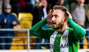Ο Τάνκοβιτς έβαλε τρία γκολ στον Ανέστη στο Γκέτεμποργκ-Χάμαρμπι! (VIDEO)