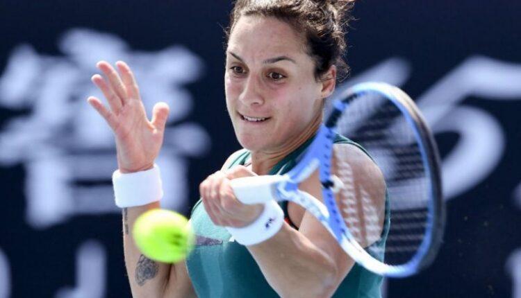 Roland Garros: Με την Ιταλίδα Τρεβιζάν η Σάκκαρη