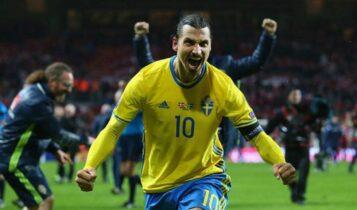 Ιμπραΐμοβιτς: «Εκραξε» τον προπονητή και την ομοσπονδία της Σουηδίας (ΦΩΤΟ)
