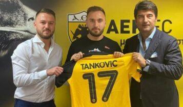 AEK: Ο αθόρυβος «εργάτης» του deal με τον Τάνκοβιτς