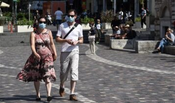 Κορωνοϊός: Ερχεται λοκνταουν σε Ιωάννινα και Καστοριά – Στο πορτοκαλί η Θεσσαλονίκη