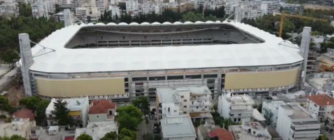 «Αγιά Σοφιά»: Εορταστική βόλτα πάνω από το Ναό! (VIDEO)