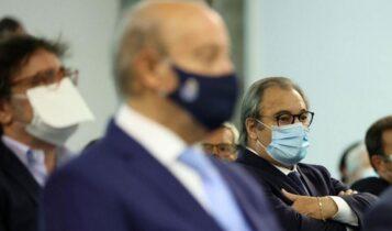 Πόρτο: Νοσηλεύεται με κορωνοϊό μέλος της διοίκησης