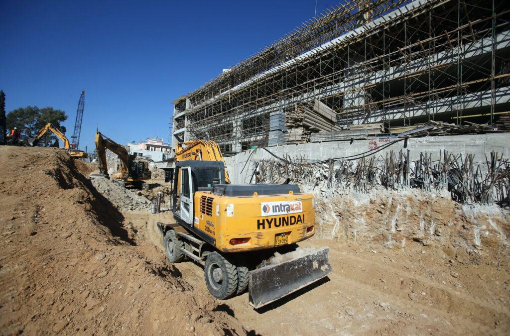 «Αγιά Σοφιά»: Η εντυπωσιακή πρόοδος των εργασιών στο γήπεδο της ΑΕΚ (ΦΩΤΟ)