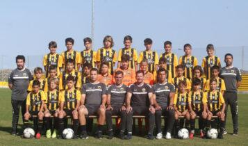 ΑΕΚ Κ13: Κέρδισε με 2-0 τον Παναθηναϊκό (ΦΩΤΟ)
