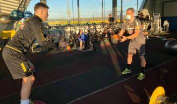 ΑΕΚ: Ο νέος γυμναστής και οι αρμοδιότητές του! (ΦΩΤΟ)