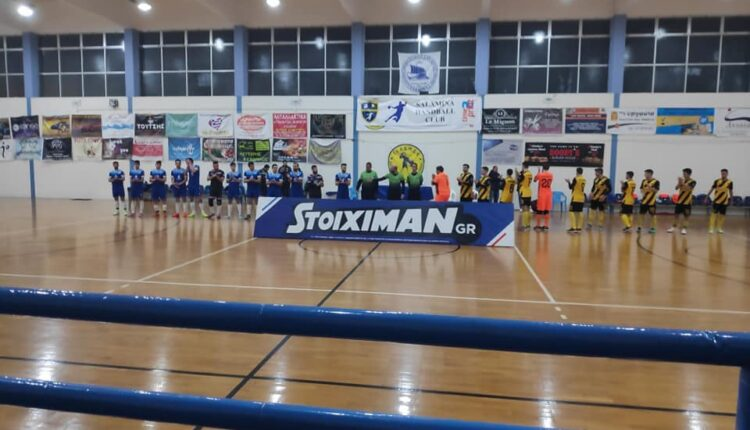 ΑΕΚ: Σταθερά στην κορυφή η ομάδα Futsal