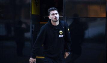 Αϊντάρεβιτς: «Ο Τάνκοβιτς έχει παρόμοια ποιότητα με τον Μάνταλο, είναι δημιουργικός ποδοσφαιριστής»