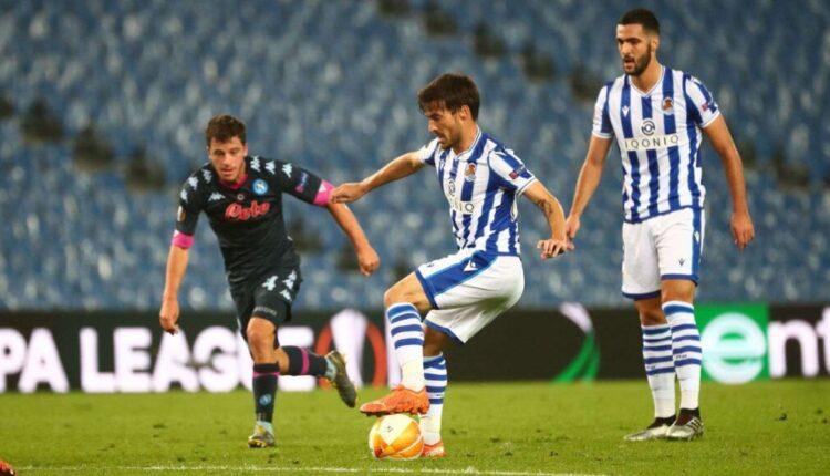 Europa League: «Διπλό» της Νάπολι στην Ισπανία -Τα αποτελέσματα της βραδιάς