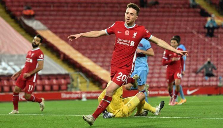 Premier League: Ζότα και Σακίρι λύτρωσαν τη Λίβερπουλ!