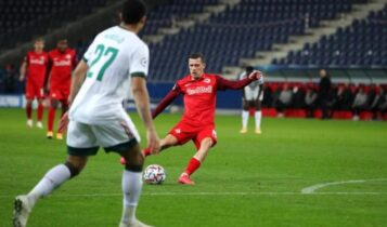 Champions League: Δεν το «καθάρισε» η Ζάλτσμπουργκ, την… τιμώρησε η Λοκομοτίβ
