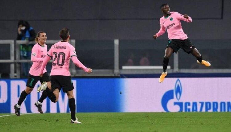 Champions League: Πέρασε από το Τορίνο η Μπαρτσελόνα, 2-0 την Γιουβέντους