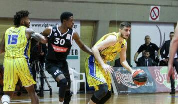 Basket League: Αναβλήθηκε το ΠΑΟΚ - Λαύριο λόγω κορωνοϊού