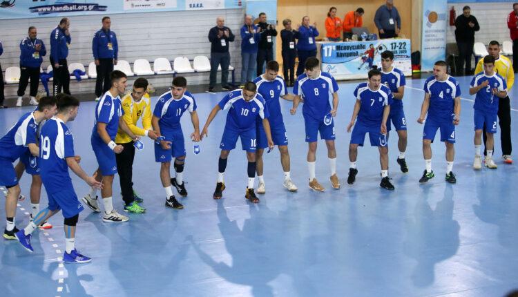 Σε καμπ στη Θεσσαλονίκη με την Εθνική Εφήβων οι διεθνείς της ΑΕΚ