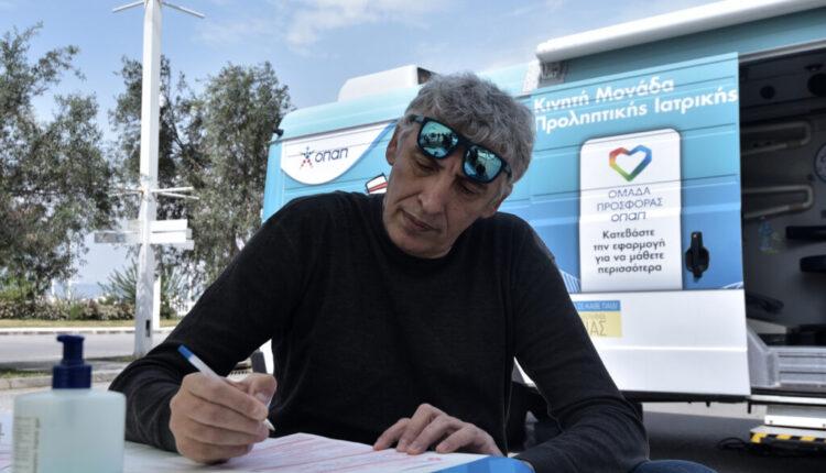 Φασούλας: Στο πλευρό του πέντε Ενώσεις στις εκλογές της ΕΟΚ