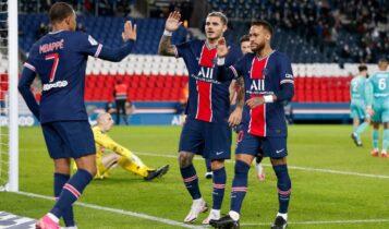 Ligue 1: Δεν σταματάει το πρωτάθλημα παρά το lockdown στη Γαλλία