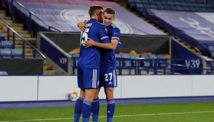 Europa League: Ανετη η Λέστερ -Κέρδισε (3-0) την Ζόρια