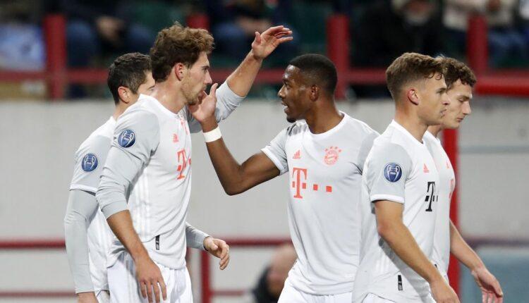 Champions League: Πέρασε από τη Μόσχα η Μπάγερν - Στο 0-0 Ιντερ και Σαχτάρ