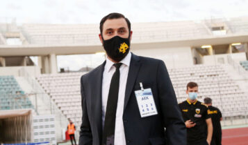 Λυσάνδρου: «Ο Μελισσανίδης παρέχει ασφάλεια στην ΑΕΚ -Ιδιαίτερη περίπτωση παίκτη ο Μάνταλος»