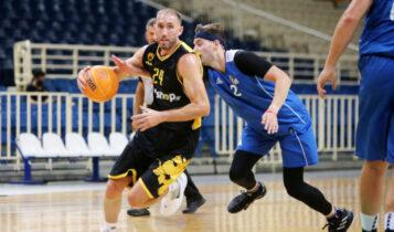 Αυτή είναι η πρώτη 12άδα της ΑΕΚ για την φετινή Basket League