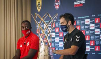 Μπενίτε: «Ονειρο για όλη την πόλη ο τίτλος - Πολύ σκληρή ομάδα η ΑΕΚ»