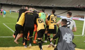 Σταύρος Καζαντζόγλου: «Το ματς της χρονιάς για την ΑΕΚ» (VIDEO)