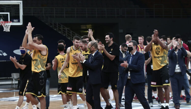 Καζαντζόγλου, Λούπος και Τσίμπος αναλύουν στο ENWSI TV την πρόκριση της ΑΕΚ στον τελικό του BCL! (VIDEO)