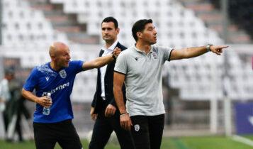 Φερέιρα: «H ΑΕΚ είναι καλύτερη από την περσινή σεζόν, περιμένουμε ένα ντέρμπι»