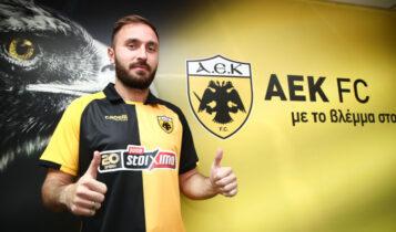«Πολύ καλός ο Τάνκοβιτς, θα κάνει τη διαφορά στο ελληνικό πρωτάθλημα»