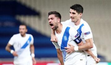 Με σούπερ Μάνταλο-Μπακασέτα η Εθνική 2-0 την Μολδαβία