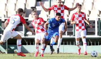 Δεν έπαιξε ούτε ένας παίκτης της ΑΕΚ στην ήττα της Ελπίδων από την Κροατία!