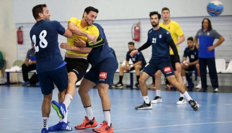 ΑΕΚ: Στην Εθνική χάντμπολ οκτώ «κιτρινόμαυροι»