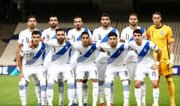 Εθνική: Τα δύο τελευταία ματς του ομίλου στο Nations League