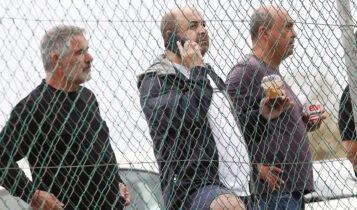 Μάρκος Σεφερλής: Είδε το ματς της Κ19 ΑΕΚ-ΠΑΟΚ