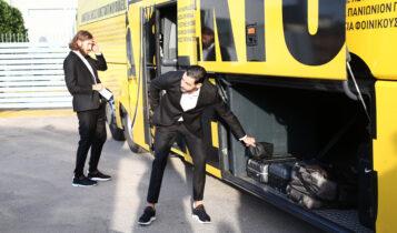ΑΕΚ: Επέστρεψε από την Πορτογαλία -Απευθείας στα Σπάτα για προπόνηση