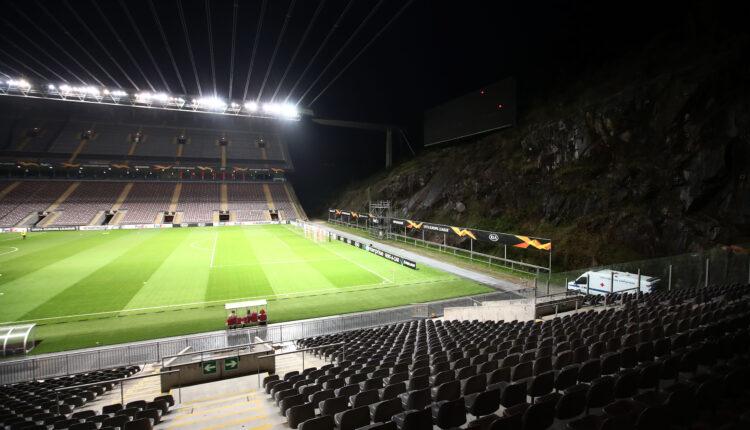 ΑΕΚ: Οριστικά με 2.200 οπαδούς το ματς με την Μπράγκα