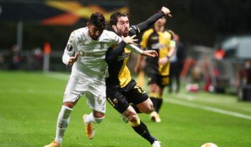 Μπράγκα-ΑΕΚ 3-0 (ΤΕΛΙΚΟ)