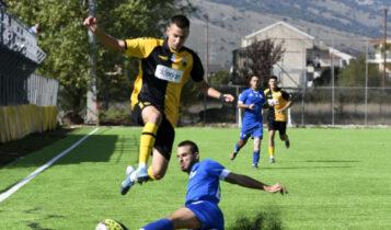 Εικόνες από το ματς της Κ19 ΠΑΣ Γιάννινα-ΑΕΚ