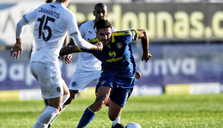 Super League: Ο Αστέρας Τρίπολης κέρδισε (1-0) τον ΟΦΗ