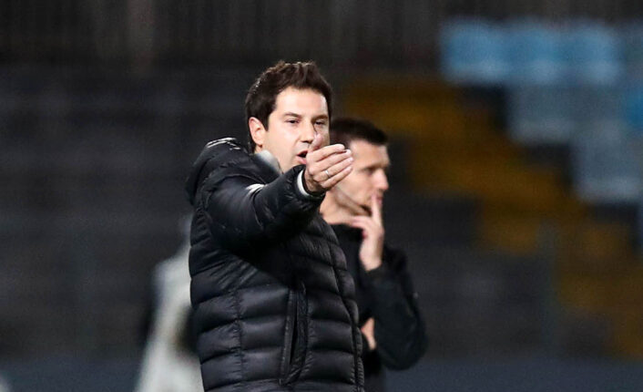 Γιαννίκης: «Μπράβο στους παίκτες γιατί το πίστεψαν, είχαμε κλείσει την ΑΕΚ στην πλευρά της»