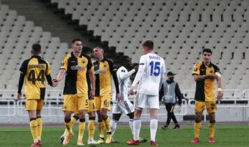 Βαθμολογία UEFA: Παραμένει στην 17η θέση η Ελλάδα