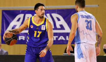 Basket League: Πέρασε από την έδρα του Ιωνικού το Περιστέρι, 80-75