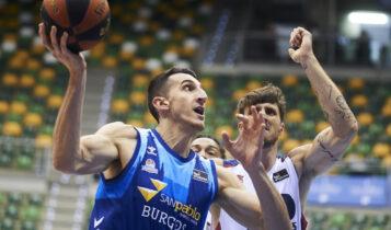 Ασταμάτητη Μπούργος κέρδισε και την πρωταθλήτρια Μπασκόνια