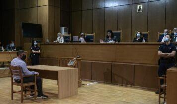 Δίκη Χρυσής Αυγής - Τζελλής: «Προσβλητική η πρόταση της εισαγγελέως»